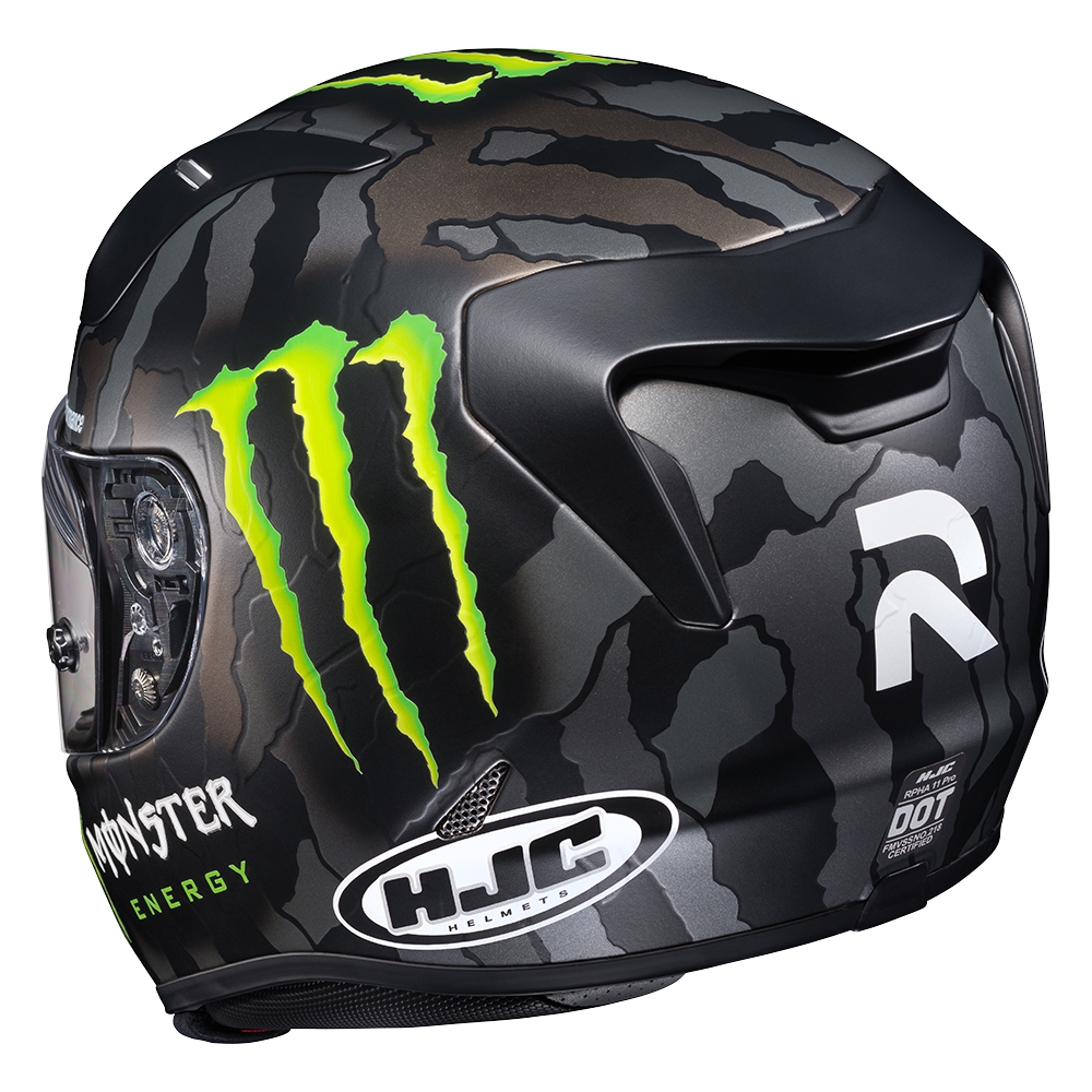 HJC Casco Moto RPHA11 MILITARY CAMO MC5SF S